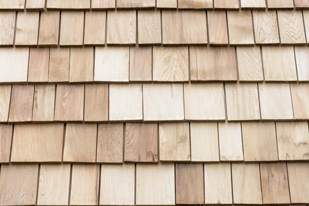 wood cedar shake shingles